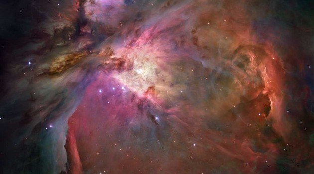The Orion Nebula (Photo: NASA)