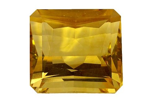 Smithsonian's National Gem Collection acquires a yellow fluorite from Tanzania