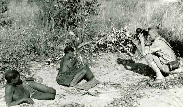 John Marshall Ju/'hoan Bushman Film and Video Collection added to UNESCO register
