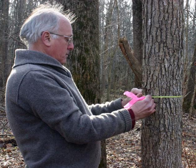 ecologist Geoffrey Parker