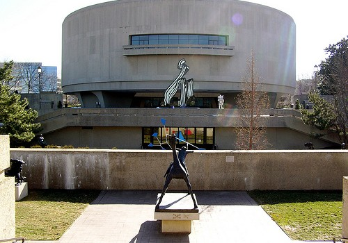 Conservators challenged by contemporary artworks at the Hirshhorn Museum