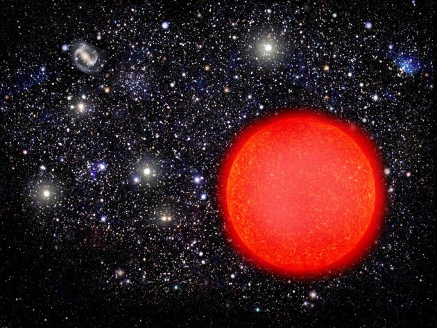 RedGiant2, Smithsonian Astrophysical Observatory