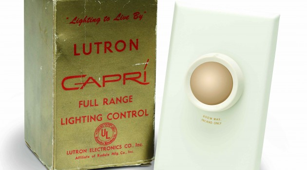 Lutron Electronics donates 50 years of company history to National Museum of American History