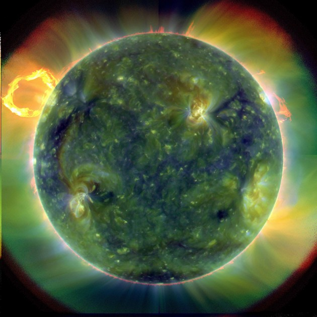 sun, Smithsonian Astrophysical Observatory