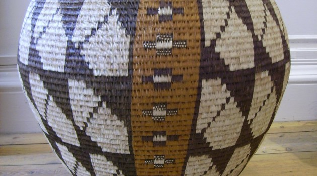 Modern African basketry joins anthropology collections of National Museum of Natural History