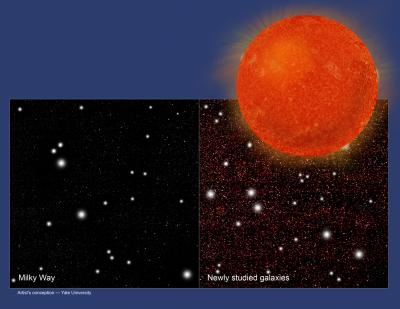 Discovery triples number of stars in universe