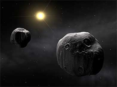 asteroid 90 Antiope