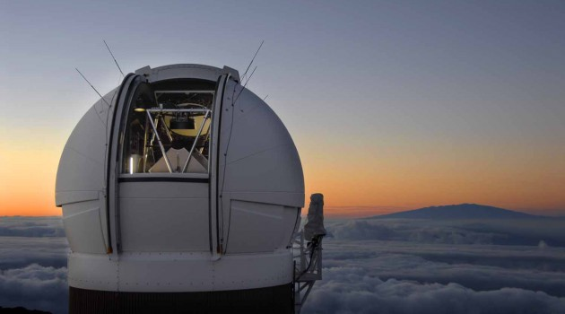 "New telescope exploring Solar System's ""outback"""