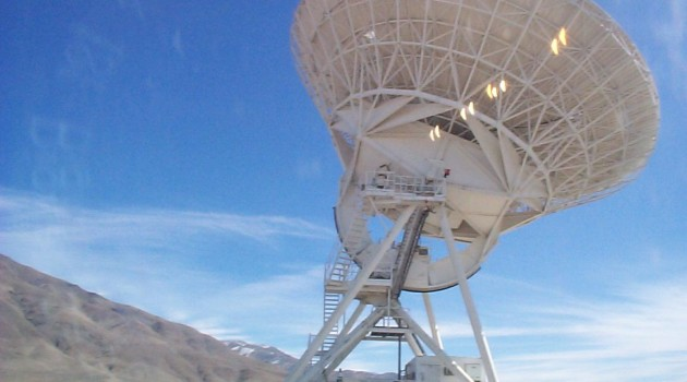 Very Large Baseline Array telescope is helping Smithsonian astronomers remap Milky Way and Andromeda galaxies