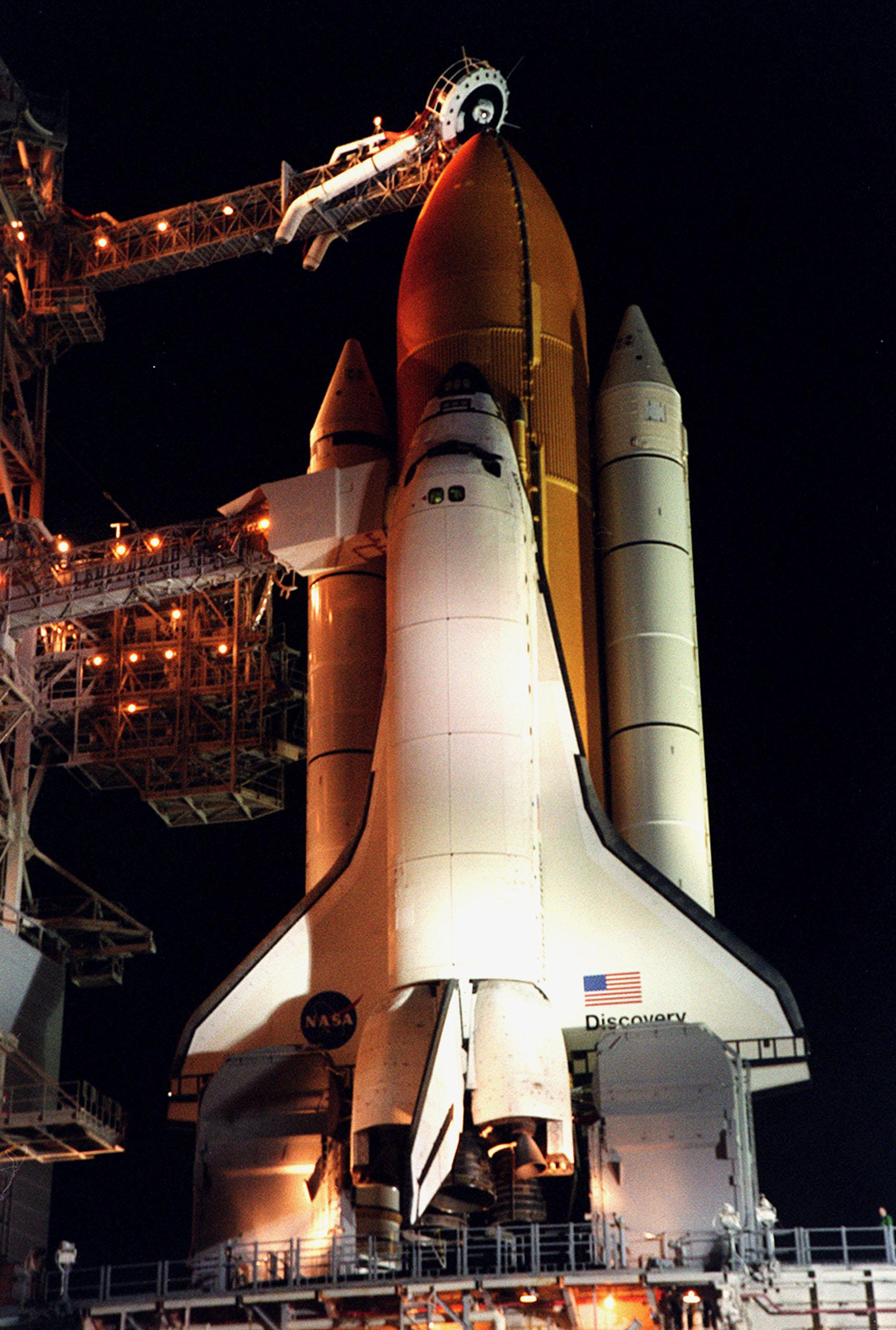 Space shuttle Discovery to be added to National Air and ...