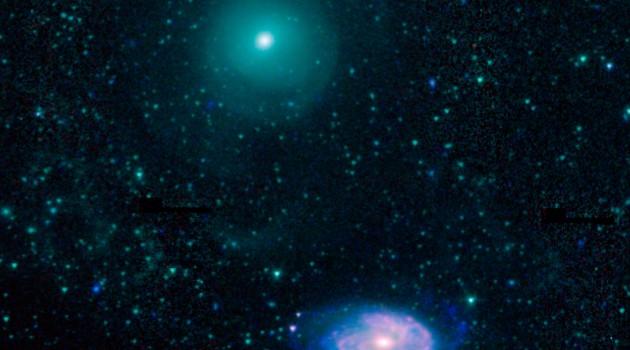 "The Spitzer Photo Atlas of Galactic ""Train Wrecks"""
