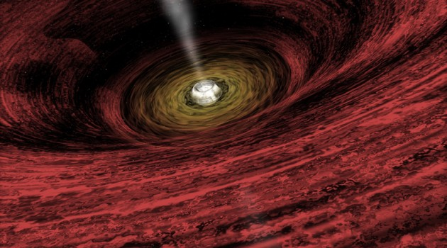 Chandra X-Ray Observatory finds massive black holes common in early universe