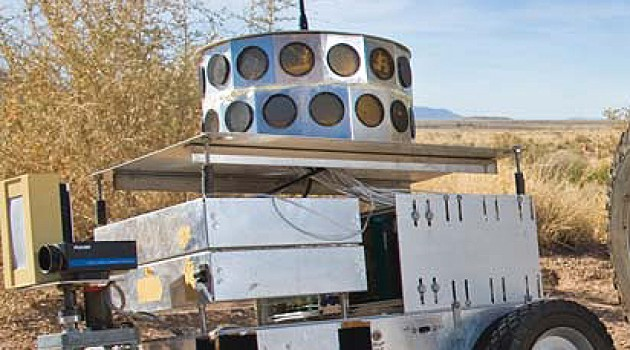 Sandia Interior Robot acquired by American History Museum