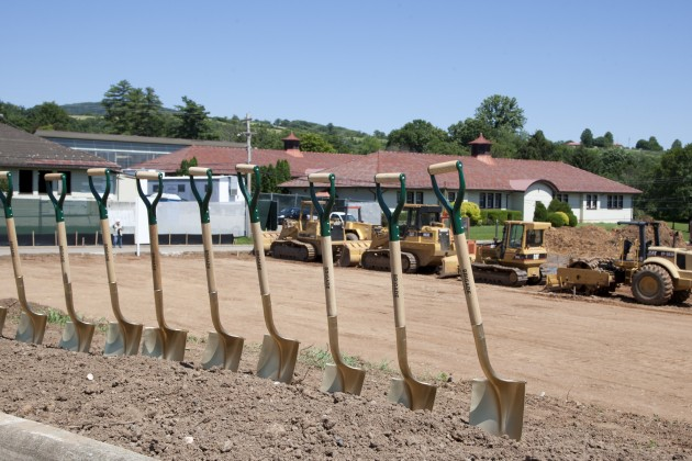 SCBI and GMU Groundbreaking Ceremony