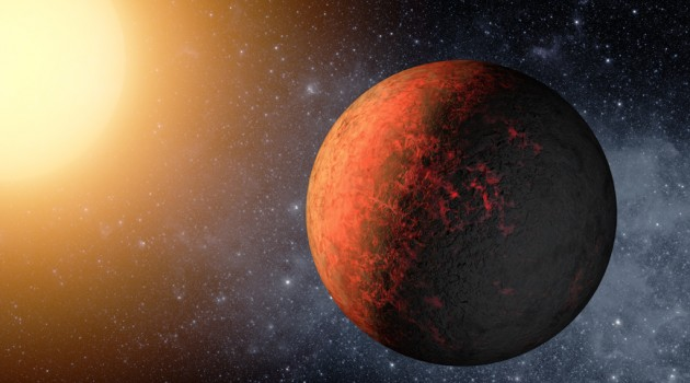 Two Earth-sized planets discovered orbiting a distant Sun-like star
