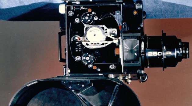 Air and Space Museum receives historic IMAX cameras from NASA