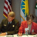 SI-NPS MOU signing