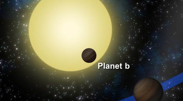 "Unseen planet's gravity allows Kepler Telescope to ""see"" it"