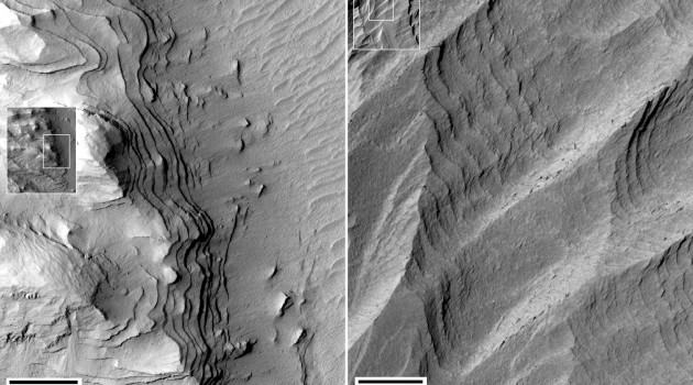 New mapping of Mars shows Medusae Fossae Formation older than once thought