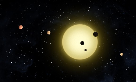 Kepler 11: A Six-Planet Sonata by Alex Parker, postdoctoral researcher at the Harvard–Smithsonian Center for Astrophysics
