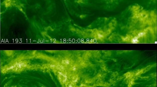 HI C high definition coronal images