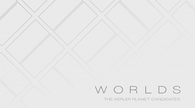 Worlds: A Kepler Animation
