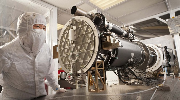 NASA's IRIS spacecraft scheduled to launch in April