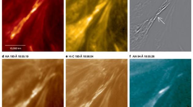 HI-C adds big piece to the solar corona puzzle