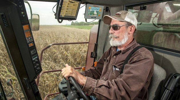 GPS and the farmer…