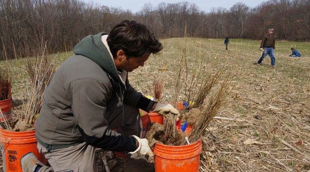Smithsonian scientists launch 100-year project to examine the future of forests