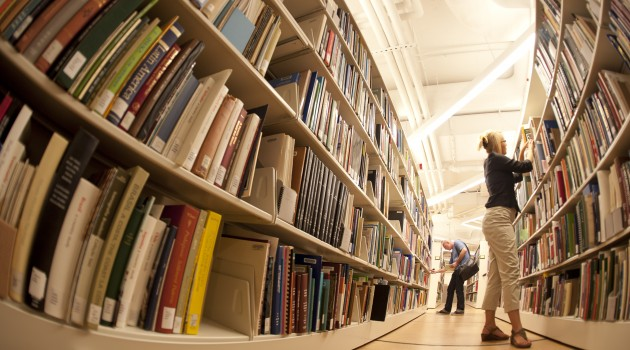 A network of 21 specialized research libraries make up the Smithsonian Libraries. They provide the Smithsonian's museums and research centers with resources and services that are as diverse and deep as the collections, exhibits, and scholarship they support. This library is in the National Museum of Natural History.
