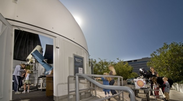 Air and Space Museum receives $6 million donation for Public Observatory Program