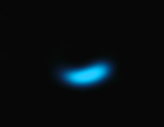 ALMA image of comet factory around Oph-IRS 48