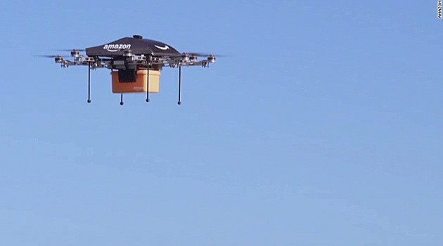 Package-delivering drones? Q&A with Roger Connor of the National Air and Space Museum