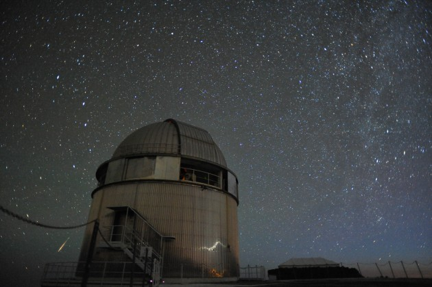 The Nordic Optical Telescope is located at the Roque de los Muchachos Observatory in the Canary Islands.