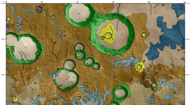 Geologic Mapping of Mars