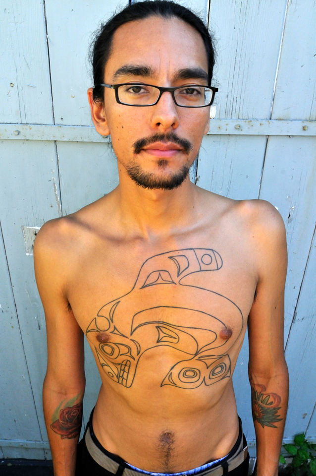 Tattoos telling stories in the flesh q a with lars for Best tattoo artists in the southeast