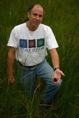 Pat Megonigal, a biogeochemist at the Smithsonian Environmental Research Center