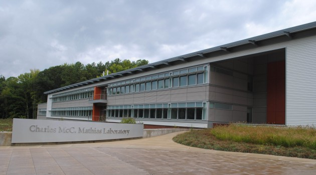 The Mathias Lab at the Smithsonian Environmental Research Center in Edgewater, Md.