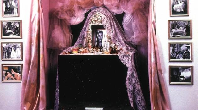 """An Ofrenda for Dolores del Rio"" by Amalia Mesa-Bains © 1991, Amalia Mesa-Bains"