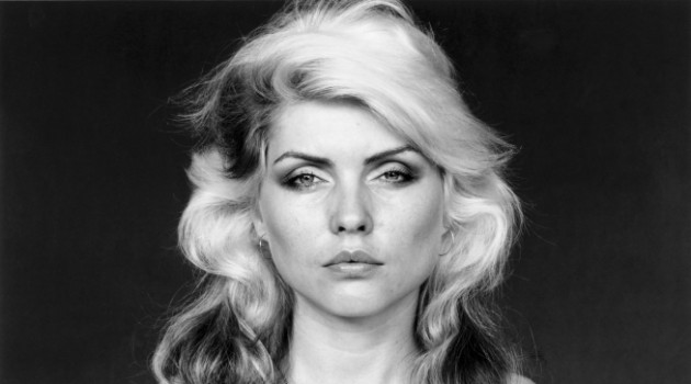Deborah Harry, 1978 / Photo by Robert Mapplethorpe; Robert Mapplethorpe Foundation, New York City