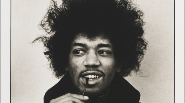 Photo: Jimi Hendrix, 1967 / Smithsonian's National Portrait Gallery, gift of the photographer, Linda McCartney