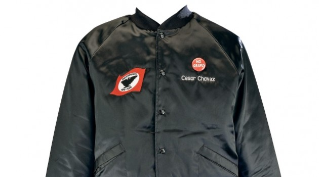 Jacket worn by Cesar Chavez / Smithsonian's National Museum of American History