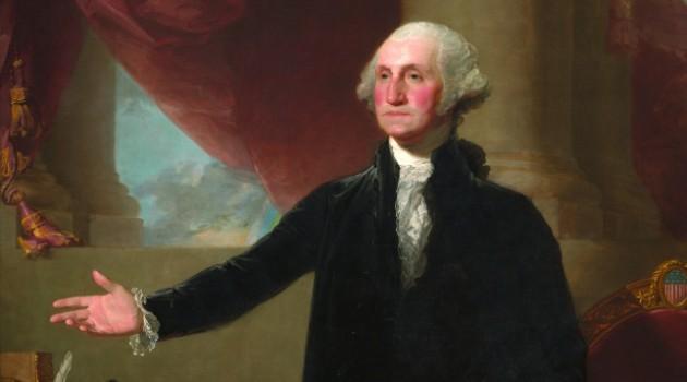 1796 Washington portrait to receive high-tech examination