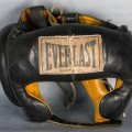 Muhammad Ali Headgear, 5th Street Gym, circa 1973