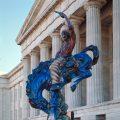 Vaquero statue