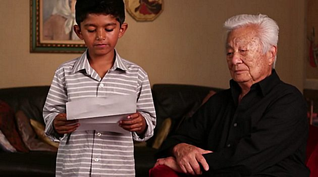 Muslim American Kids Read Letters by WWII Japanese Americans