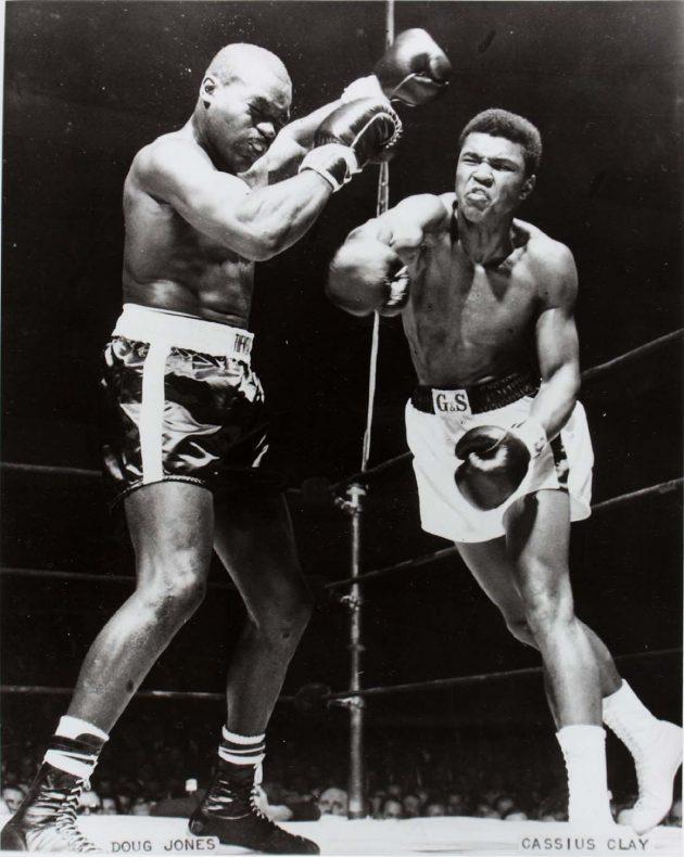 Ali & Jones