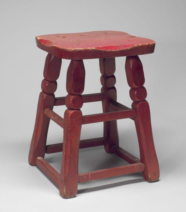 corner stool