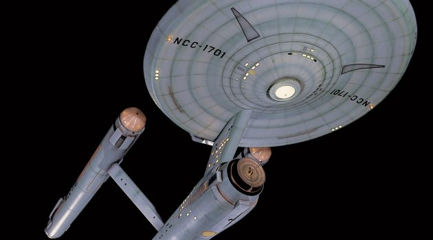 Five things only a conservator would know about the USS Enterprise